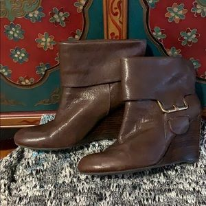 Nine West  7M womens platform boots